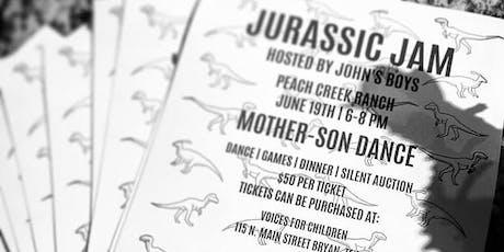 Jurassic Jam Mother-Son Dance tickets