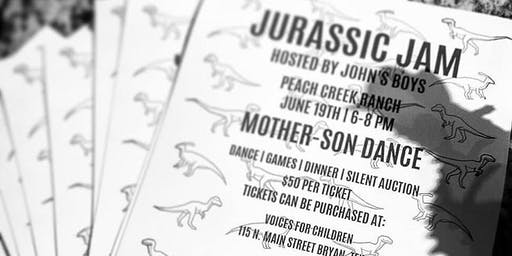 Jurassic Jam Mother-Son Dance