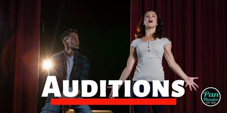 Auditions - Oakland - Improv tickets