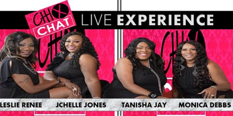 Chix Chat The Live Experience tickets