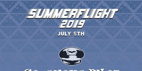 SummerFlight 2K19 tickets