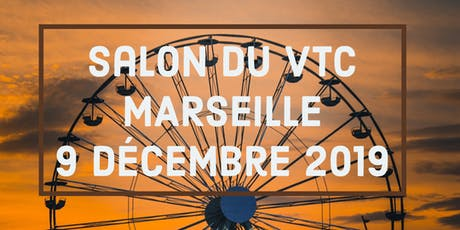 Salon du VTC Marseille 2019 billets