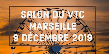 Salon du VTC Marseille 2019 tickets