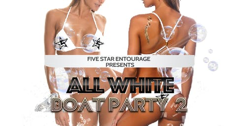 All White Boat Party 2