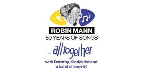 Robin Mann - 50 Years of Songs