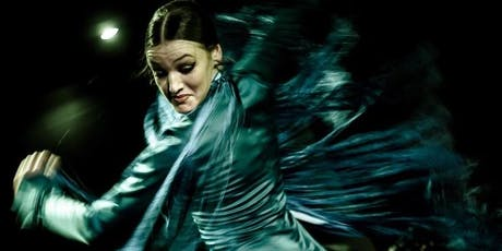 'ENTRE CUATRO' by DOTDOTDOT, contemporary flamenco dance company tickets