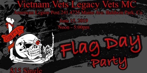 Flag Day Party