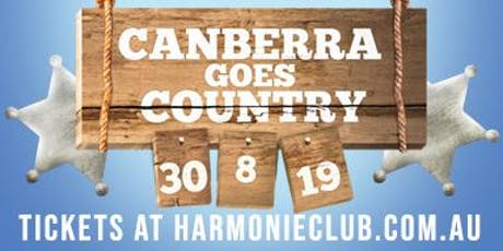 Canberra Goes Country  tickets