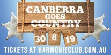 Canberra Goes Country