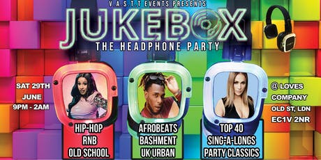 Jukebox:  The Video Headphone Party (LC) tickets