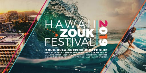 Hawaii ZOUK Festival 2019 + Aloha Experience