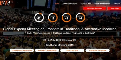 Global Experts Meeting on Frontiers in Traditional & Alternative Medicine