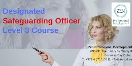 Designated Safeguarding Officer (Level 3 Safeguarding)  tickets