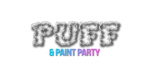 Puff & Paint Party NYC