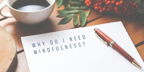 Ovio Mindfulness Beginner's Workshop - Clevedon tickets