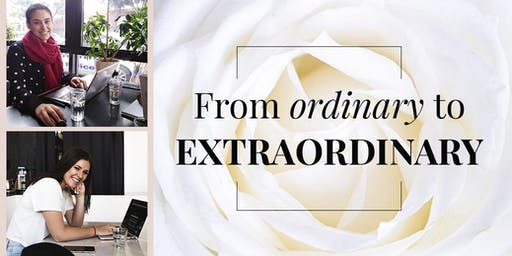 Take your branding from ordinary to EXTRAORDINARY