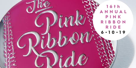 16th Annual Pink Ribbon Ride tickets