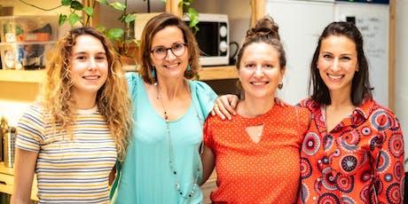 Atelier de coaching collectif - Bien manger : quelles actions concrètes ? billets