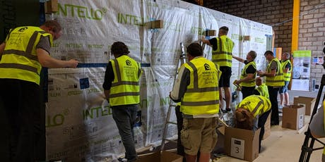 Practical Airtightness for Home Owners and Self Builders tickets