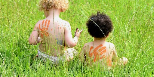 Messy Play in the Park