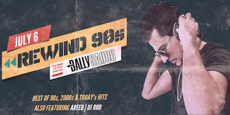 Rewind 90s with Bally Sagoo - Bollywood Affair at Skycity tickets