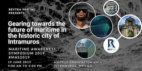 Maritime Awareness Symposium 2019 tickets