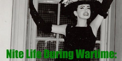 Book Launch: Nite Life During Wartime by Innes Reekie