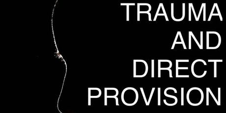 Trauma and Direct Provision tickets