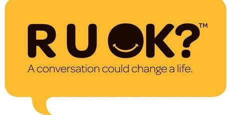 3rd Annual RUOK?  Fundraiser by the Australian Culinary Federation- Victorian Chapter  tickets