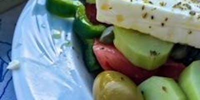 Greek culinary walking tour