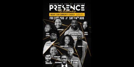 PRESENCE 2019 tickets