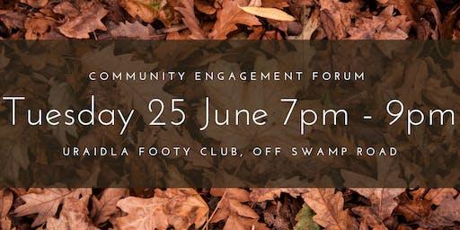 IU Community Engagement Forum