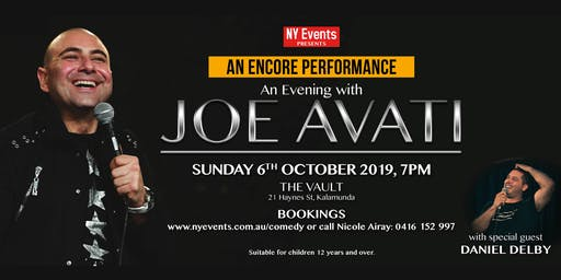 Joe Avati (COMEDY)