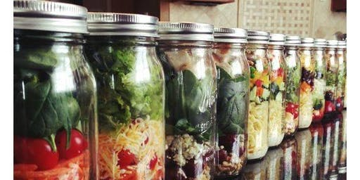 Salad-in-a-Jar Party