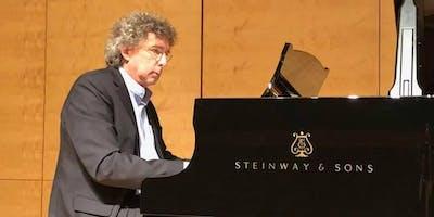 The Thomas Schultz Summer Piano Seminar at Stanford in 2019