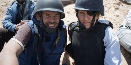Under the Wire (2018): Free Screening and Q&A with War Journalist Paul Conroy