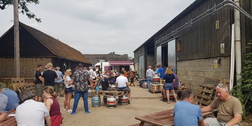 Dorking Brewery Family Open Day