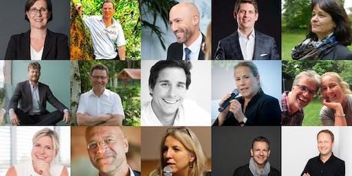 SINN|MACHT|GEWINN - Der Unternehmenskongress für eine Wirtschaft von morgen