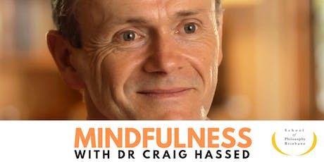 Dr Craig Hassed on Mindfulness tickets