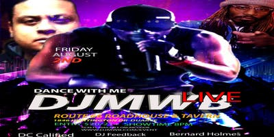 Dance with me DJMWB live Pop, Dancehall and Hiphop Vybz