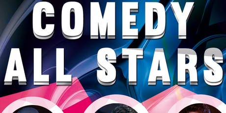 Comedy All Stars ( Stand Up Comedy ) billets