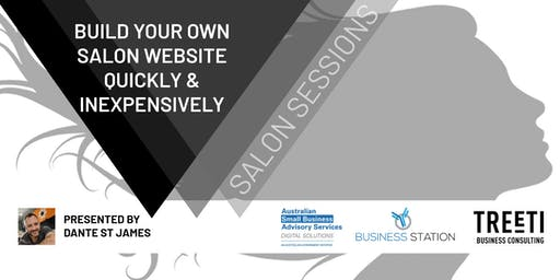 [Darwin] Salon Sessions: Build your new website the easy way