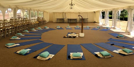 Full Day Workshop: Yoga, Gong, and Chakra Workshop tickets
