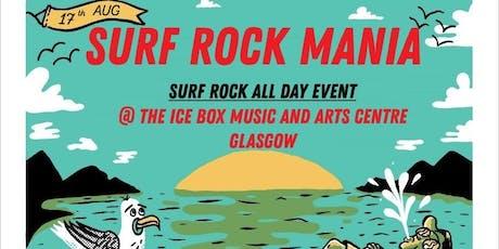 SURF ROCK MANIA tickets