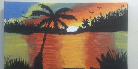 Island love Paint Night with Creative Essence tickets