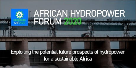 African HydroPower Forum 2020 tickets