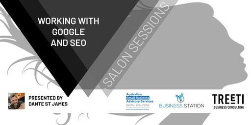 [Darwin] Salon Sessions: Working with Google & SEO