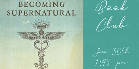 Book Club: Becoming Supernatural tickets