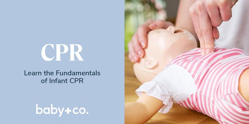Infant + Child CPR and Choking Relief with Precious Hearts CPR/Grace Ghazarian