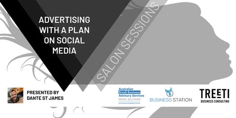 [Darwin] Salon Sessions: Advertising on Social Media tickets